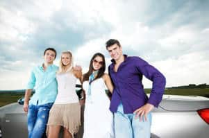 Teen drivers and car insurance