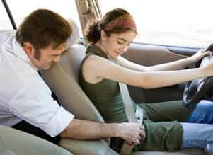 Worried parents try to keep track of their new drivers