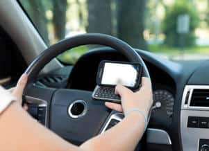 Study finds half of teens text and drive