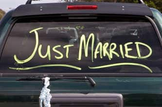 Car insurance and marriage