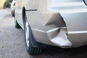 Fender bender and insurance