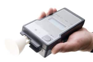DUI sobriety test Breathalyzer