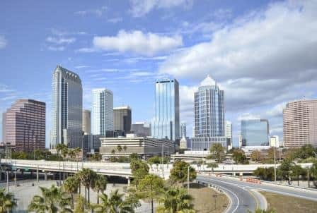 Cheapest Auto Insurance In Florida >> Tampa skyline