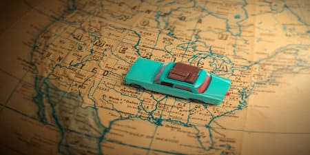 US road map